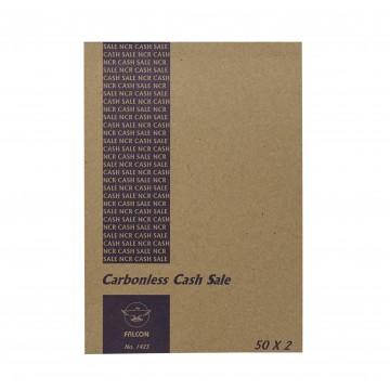 NCR 50 X 2 CASH SALE...